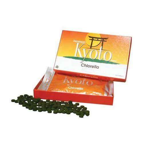 Tabletki Swanson Kyoto Chlorella 200mg 300 tabl.