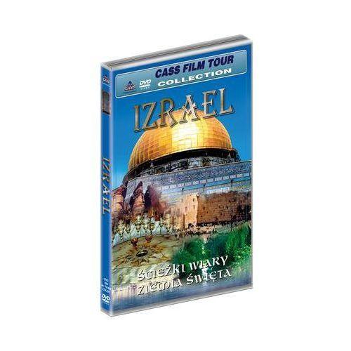 OKAZJA - Dvd podróże marzeń Film dvd izrael. ścieżki wiary - ziemia święta