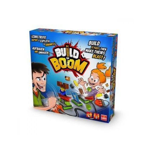 Goliath Gra build or boom - darmowa dostawa od 199 zł!!! (8711808771062)