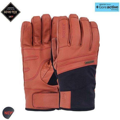Pow - royal gtx glove + active auburn (au) rozmiar: l