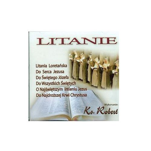 Litanie  - cd od producenta Ks. robert