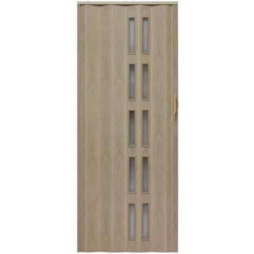 Drzwi harmonijkowe 005s 50 dąb sonoma 90 cm marki Gockowiak
