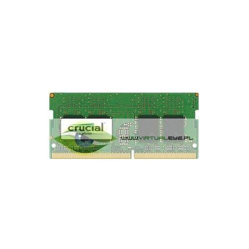 Crucial DDR4 16GB/2400 CL17 SODIMM DR x8 260pin, 1_496538