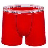 Bokserki męskie czerwone Denley G509, kolor czerwony