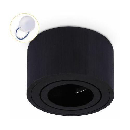 Kobi light oprawa do nabudowania oh36s czarna - rabaty za ilości. szybka wysyłka. profesjonalna pomoc techniczna.