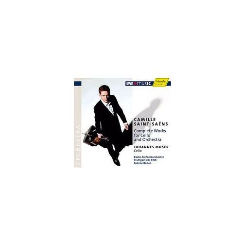 Saint - Saens: Complete Works For Cello And Orchestra (muzyka klasyczna)