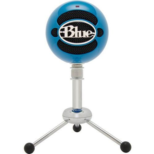 snowball electric blue marki Blue microphones
