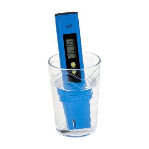 Miernik ph wody 0-14ph z funkcją atc (niebieski) marki Dystrybutor - grekos