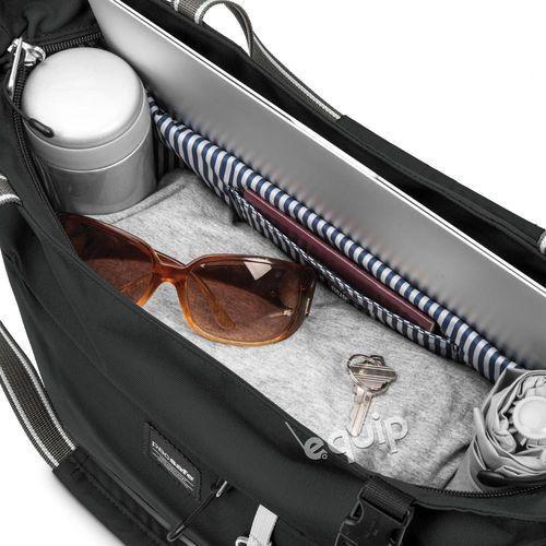 Torba na ramię slingsafe lx250 - denim marki Pacsafe