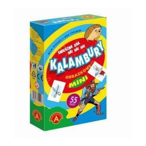 Alexander Gra kalambury obrazkowe mini (5906018017861)