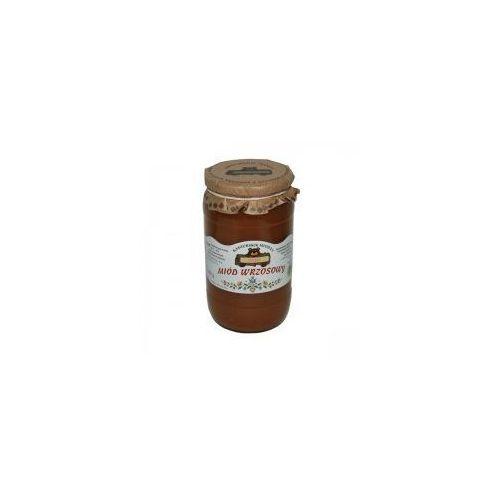 Kosecki Miód wrzosowy 1 kg kaszubskie miody