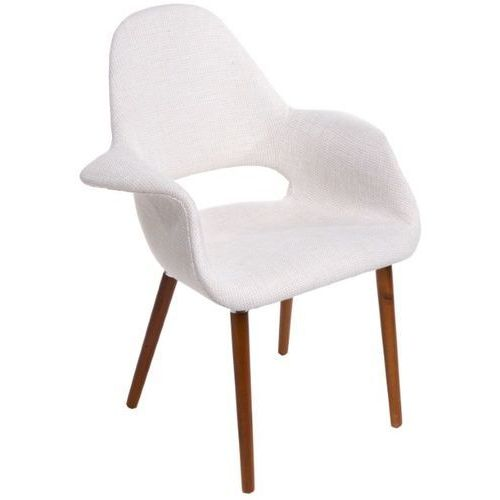 D2 Krzesło a-shape insp. organic chair biały