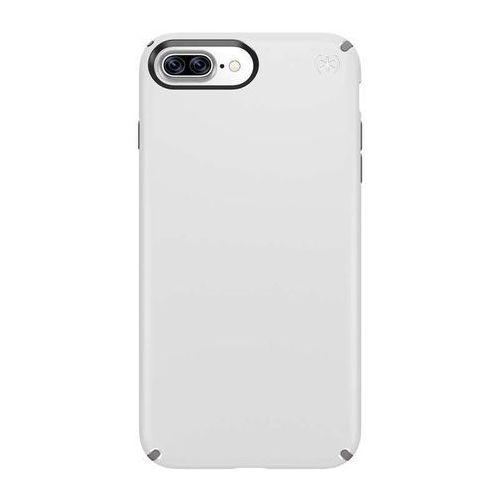 Speck Presidio - Etui iPhone 7 Plus (White/Ash Grey), 79980-5728