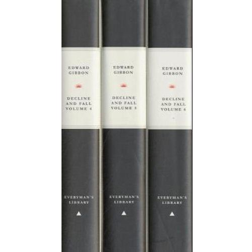 Decline and Fall of the Roman Empire, Gibbon, Edward