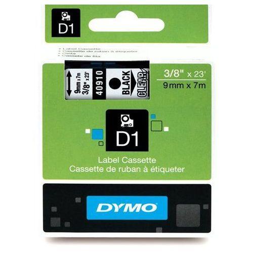 taśma d1 nielaminowana 40910, s0720670 wyprodukowany przez Dymo