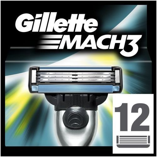mach 3 spare blades zapasowe ostrza (cartridges) marki Gillette