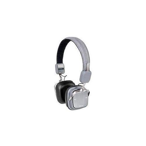 Omnitronic SHP-777BT Bluetooth headphone grey, słuchawki nagłowne z Bluetooth