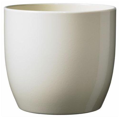 Sk soendgen keramik Osłonka doniczki basel vanila śr. 21 cm (4006063212875)