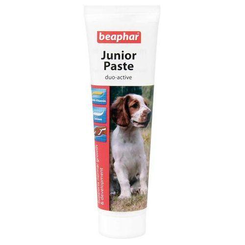 BEAPHAR Junior Paste Hund - witaminowy dodatek wspomagający okres wzrostu 100g