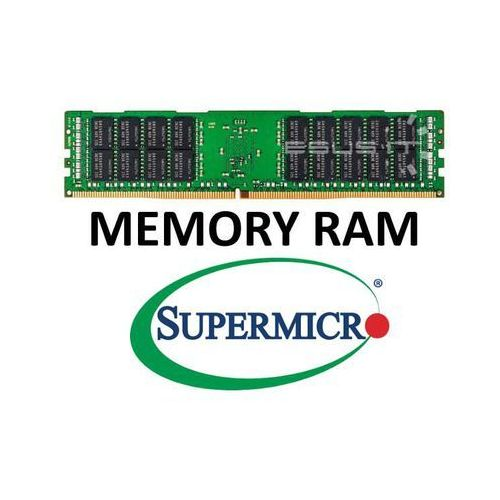 Supermicro-odp Pamięć ram 8gb supermicro superserver 6019p-mtr ddr4 2400mhz ecc registered rdimm
