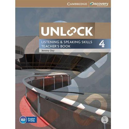 Unlock Level 4 Listening and Speaking Skills Teachers Book with DVD (127 str.)