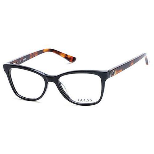 Guess Okulary korekcyjne  gu 2536 001