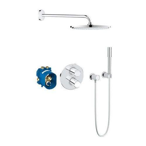 prysznicowy zestaw podtynkowy termostatyczny grohtherm 3000 34630000 marki Grohe