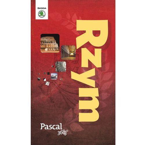 Rzym - Pascal 360 stopni (2014) - Dostępne od: 2014-11-21, książka w oprawie miękkej