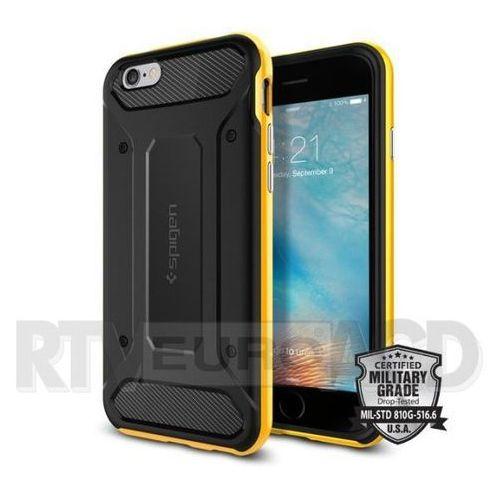 Spigen Neo Hybrid Carbon SGP11622 iPhone 6s (żółty) (8809404219573)