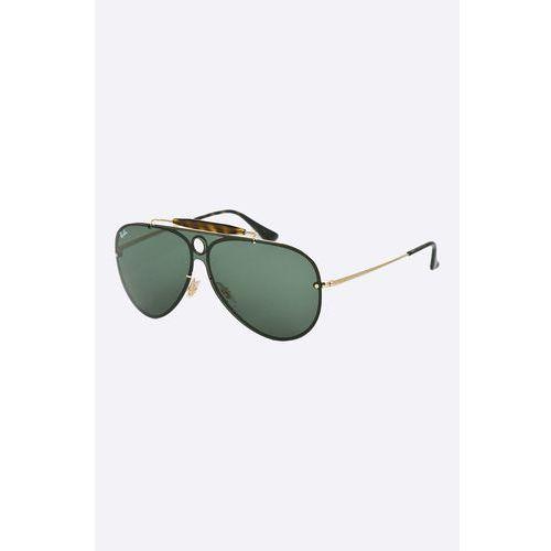 - okulary arista marki Ray-ban