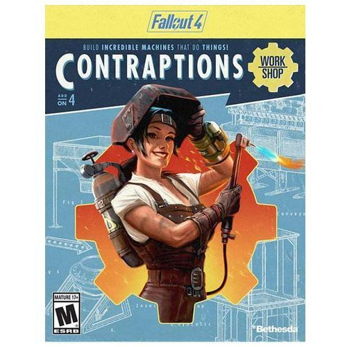 Fallout 4 Contraptions Workshop (PC)