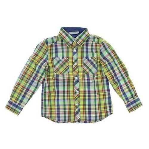koszula dziecięca zielony wielokolorowy 6 lat marki Geox