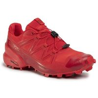 Buty SALOMON - Speedcross 5 406843 27 G0 High Risk Red/Barbados Cherry/Barbados Cherry, w 2 rozmiarach