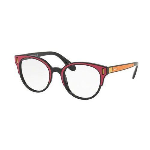 Okulary korekcyjne pr08uv svs1o1 marki Prada
