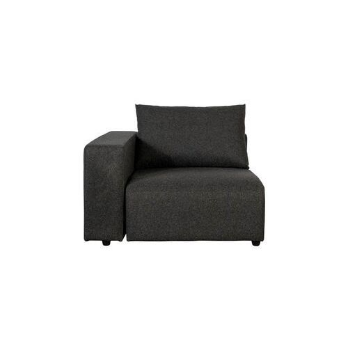 Zuiver outdoor sofa breeze lewy elelement, antracytowy 3500010 (8718548062153)