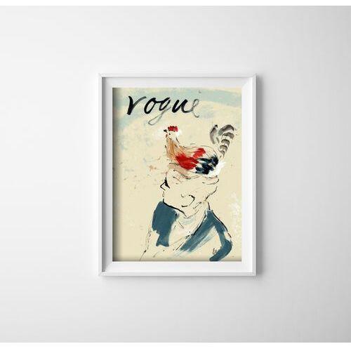 Vintageposteria.pl Plakat w stylu retro plakat w stylu retro ilustracja moda vintage vogue
