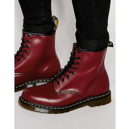 Dr Martens original 8-eye boots in red 11822600 - Red