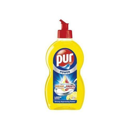 płyn do mycia naczyń, lemon, 450 marki Pur