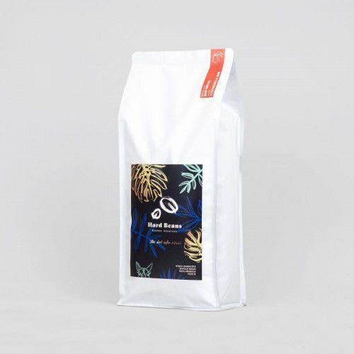 Kawa toucan blend 1000g ziarnista marki Hard beans