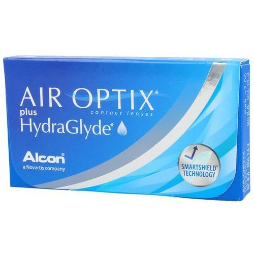 Air optix plus hydraglyde 3 szt. marki Alcon