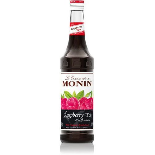 Monin Syrop  herbata malinowa- raspberry tea 700ml (3052911170294)