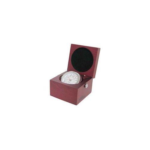 Zegar drewniany szkatułka