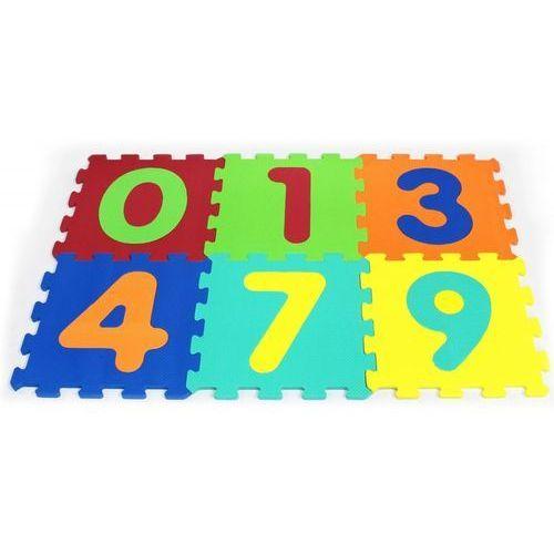 Artyk puzzle piankowe 6 elementów cyfry 0-5 (5901811107795)