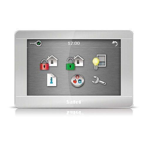 Satel Int-tsh-ssw manipulator graficzny z ekranem dotykowym 7