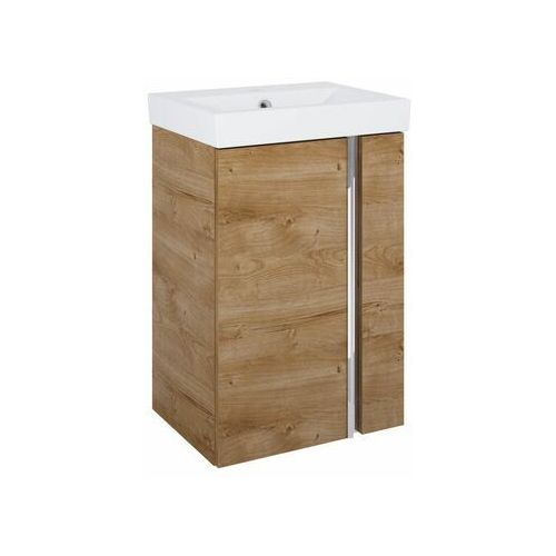 Sensea Zestaw szafka z umywalką arris 44 (5901171257932)