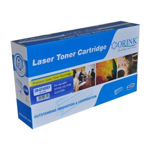 Toner do drukarek samsung clp310 / 315 / clx3170 | yellow | 1000str. lsclp310y rm/or marki Orink