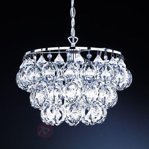 Wytworna lampa wisząca ELEGANCE, wysokość 33 cm (4017807196467)