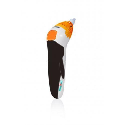 Elektroniczny aspirator do nosa MESMED MM-114 PingwiNosek. Najniższe ceny, najlepsze promocje w sklepach, opinie.