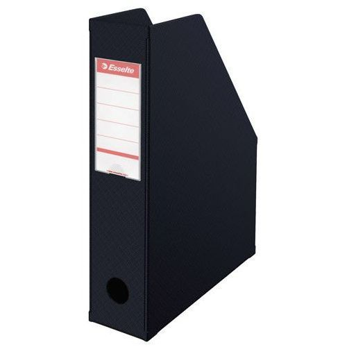 Pojemnik na katalogi składany czarny 56007 marki Esselte