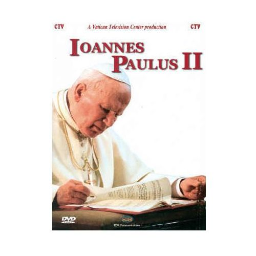 Jan paweł ii - cztery pory życia i apostolatu - film dvd od producenta Ctv vatican television center